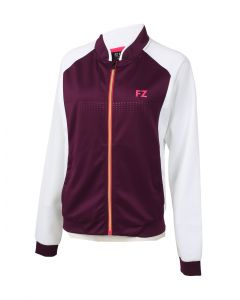 VESTE DE SURVETEMENT FEMME FORZA BALTIMORE 302545 VIOLET/BLANC