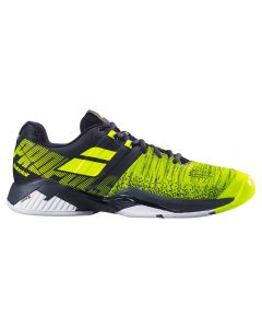CHAUSSURES DE TENNIS BABOLAT PROPULSE BLAST ALL COURT 30F19442 2013 NOIR JAUNE