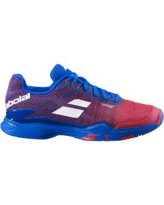 CHAUSSURES HOMME BABOLAT JET MACH II AC 30F20629 5034 ROUGE BLEU