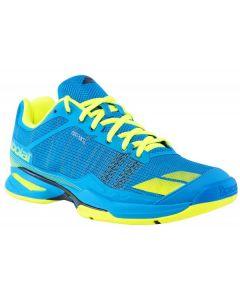 Chaussure de Tennis Homme Babolat Jet Team All Court 30S17649 175 Bleu/Jaune