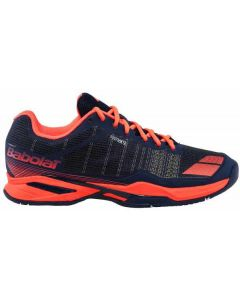 CHAUSSURES HOMME BABOLAT JET TEAM ALL COURT 30S17649 MARINE ROUGE