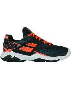 CHAUSSURES HOMME BABOLAT PROPULSE FURY ALL COURT 30S19208 NOIR ORANGE