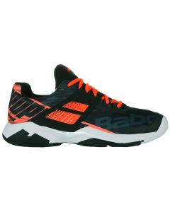 CHAUSSURES DE TENNIS HOMME BABOLAT PROPULSE FURY ALL COURT 2018 30S19208 NOIR/ORANGE