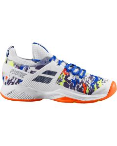 CHAUSSURES TENNIS HOMME BABOLAT PROPULSE RAGE ALL COURT 30S20769 BLANC