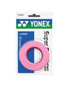 SURGRIP YONEX SUPER GRAP AC102EX ROSE