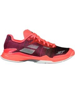 CHAUSSURES FEMME BABOLAT JET MACH II CLAY 31S18685 5017 ROSE