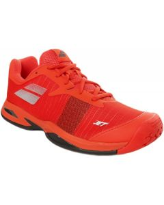 CHAUSSURES DE TENNIS JUNIOR BABOLAT JET ALL COURT 33S18648 6000 ORANGE