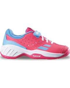 CHAUSSURES JUNIOR BABOLAT PULSION KID ALLCOURT 32S19518 5026 ROSE BLEU