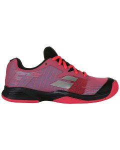 CHAUSSURES DE TENNIS JUNIOR BABOLAT JET ALL COURT 33S19648 5023 ROSE/NOIR
