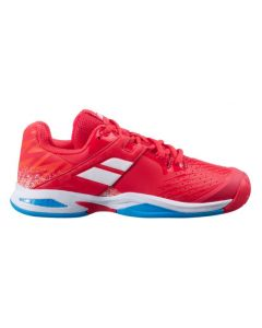 CHAUSSURES JUNIOR BABOLAT PROPULSE ALL COURT 33F21478 5050 ROUGE
