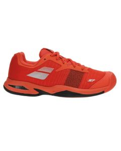 CHAUSSURES JUNIOR BABOLAT JET ALL COURT 33S18648 6000 ORANGE