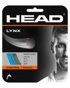 CORDAGE DE TENNIS HEAD LYNX 281784 BLEU GARNITURE 12M
