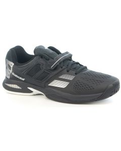 CHAUSSURES DE TENNIS JUNIOR BABOLAT PROPULSE ALL COURT 37S16478  et 36S16478 NOIR/GRIS