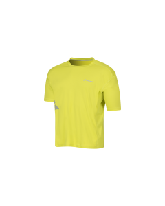 TEE SHIRT JUNIOR BABOLAT FLAG CORE 3BS16012 JAUNE