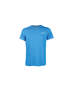 TEE SHIRT BABOLAT HOMME CLUB CORE FLAG MEN 3MS18011 4013 BLEU
