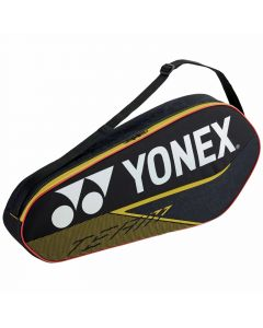 sac Yonex Team Bag 42023EX noir/jaune/rouge