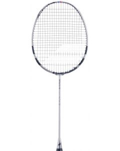 RAQUETTE DE BADMINTON BABOLAT SATELITE LTD20 POWER 601375 3011 CORDEE