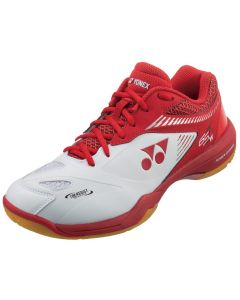 CHAUSSURES HOMME YONEX PC 65 Z2 WIDE BLANC ROUGE