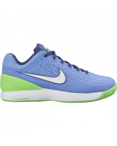 CHAUSSURES FEMME NIKE ZOOM CAGE 2 705260 413 BLEU VERT