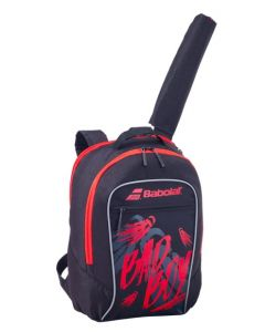 SAC A DOS BABOLAT KIDS BAD 757012 144 NOIR ROUGE