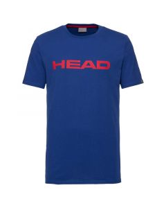 T-SHIRT HOMME HEAD IVAN 811419 BLEU ROUGE