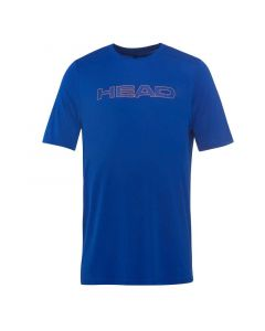 TEE SHIRT JUNIOR HEAD BASIC TEE 816538 BLEU