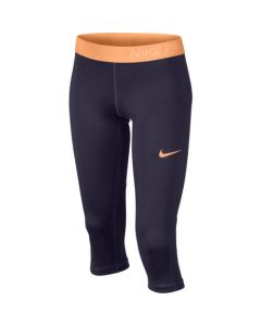 COLLANT NIKE JUNIOR FILLE PRO COOL TIGHT AUTOMNE 2016 819608 524 VIOLET