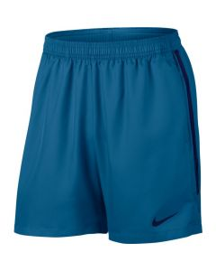 SHORT JUNIOR NIKE COURT DRY AQ0327 486 BLEU