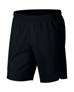 SHORT HOMME NIKE COURT FLEX ACE TENNIS 887515 010 NOIR