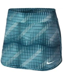 Women's NikeCourt Pure Tennis Skirt 888172 474 BLEU