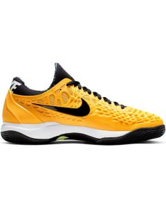 CHAUSSURES DE TENNIS HOMME NIKE ZOOM CAGE 3 CLAY  918192 700 ORANGE/NOIR