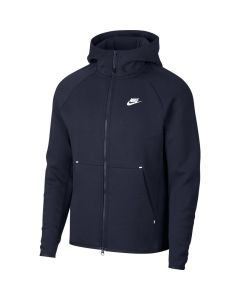 VESTE NIKE HOMME TECH FLEECE 928483 451 OBSIDIAN