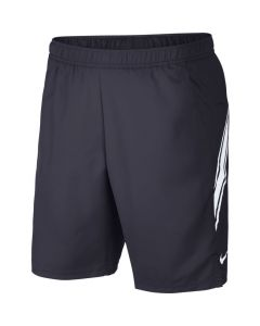SHORT HOMME NIKE COURT DRY 939265 015 GRIS