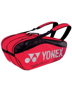 THERMOBAG YONEX PRO 9826EX 6 RAQUETTES ROUGE
