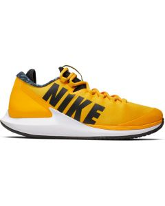 CHAUSSURES DE TENNIS NIKE AIRE ZOOM ZERO HC AA8018 700 ORANGE/NOIR