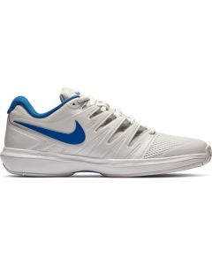 CHAUSSURES DE TENNIS JUNIOR NIKE AIR ZOOM PRESTIGE HC AA8020 054 GRIS/BLEU