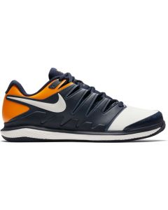CHAUSSURES DE TENNIS JUNIOR NIKE AIR ZOOM VAPOR X CLAY AA8021 400 BLEU/ORANGE