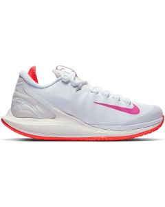 CHAUSSURES FEMME NIKE AIR ZOOM ZERO AA8022 101 BLANC ROSE