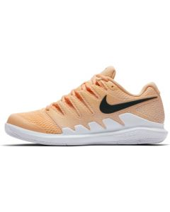 CHAUSSURES DE TENNIS FEMME NIKE AIR ZOOM VAPOR X  AA8027 801 ORANGE