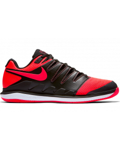 CHAUSSURES DE TENNIS JUNIOR NIKE AIR ZOOM VAPOR X  AA8030 006 NOIR/ROUGE