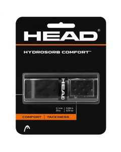GRIP HEAD HYDROSORB COMFORT 285313 NOIR