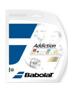 CORDAGE DE TENNIS BABOLAT ADDICTION GARNITURE ISSUE DE BOBINE 12M