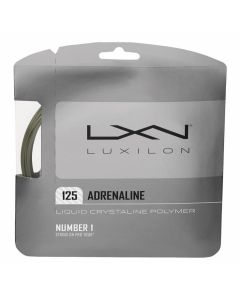 CORDAGE DE TENNIS LUXILON ADRENALINE GARNITURE ISSUE DE BOBINE 12M