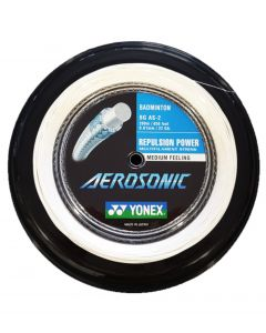 CORDAGE DE BADMINTON YONEX AEROSONIC BOBINE 200M