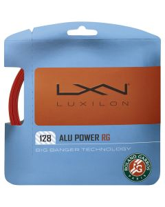 CORDAGE DE TENNIS LUXILON BIG BANGER ALU POWER RG GARNITURE ISSUE DE BOBINE 12M