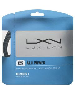 CORDAGE DE TENNIS LUXILON BIG BANGER ALU POWER GARNITURE ISSUE DE BOBINE 12M