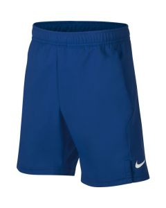 SHORT NIKE JUNIOR DRY FIT AR2484 438 BLEU