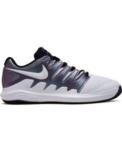 CHAUSSURES DE TENNIS JUNIOR NIKE VAPOR X AR8851 901 BLANC/MULTI-COLOR