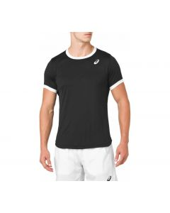 TEE SHIRT ASCIS HOMME CLUB SS TOP 2041A037 001 NOIR