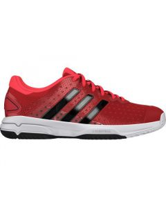 CHAUSSURES JUNIOR ADIDAS BARRICADE TEAM 4 XJ B34276 ROUGE NOIR